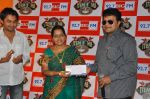 RJ Sekhar, Saikumar attends Big FM Big Item Bomb Game Show Launch on 19th October 2011 (11).JPG