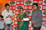 RJ Sekhar, Saikumar attends Big FM Big Item Bomb Game Show Launch on 19th October 2011 (12).JPG