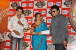 RJ Sekhar, Saikumar attends Big FM Big Item Bomb Game Show Launch on 19th October 2011 (14).JPG
