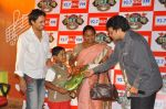 RJ Sekhar, Saikumar attends Big FM Big Item Bomb Game Show Launch on 19th October 2011 (15).JPG