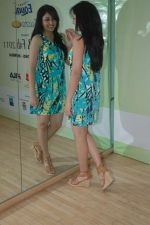 Pooja Chopra at Gold Gym_s Fit n Fab in Kandivili, Mumbai on 22nd Oct 2011 (1).JPG