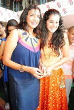 Taapsee Pannu, Lakshmi Prasanna attends Laasya Showroom Opening on 21st October 2011 (12).jpg