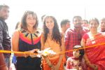 Taapsee Pannu, Lakshmi Prasanna attends Laasya Showroom Opening on 21st October 2011 (5).jpg