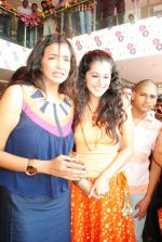 Taapsee Pannu, Lakshmi Prasanna attends Laasya Showroom Opening on 21st October 2011 (8).jpg