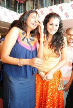 Taapsee Pannu, Lakshmi Prasanna attends Laasya Showroom Opening on 21st October 2011 (9).jpg