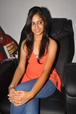 Anushka Shah Lunches Suja_s Beauty Care on 22nd October 2011 (30).JPG