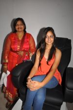 Anushka Shah Lunches Suja_s Beauty Care on 22nd October 2011 (22).JPG
