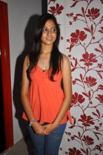 Anushka Shah Lunches Suja_s Beauty Care on 22nd October 2011 (48).JPG