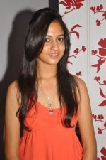 Anushka Shah Lunches Suja_s Beauty Care on 22nd October 2011 (50).JPG