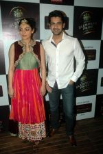 Arjan Bajwa, Neeru Bajwa at Punjab International Fashion week promotional event in Sheesha Lounge on 23rd Oct 2011 (95).JPG