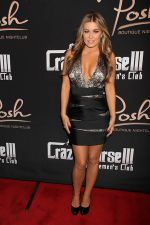 Carmen Electra hosted the 2nd Anniversary of Crazy Horse III in Las Vegas at Crazy Horse III on 21st October 2011 (1).jpg