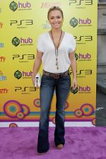 Hayden Panettiere arrives at Variety_s 5th Annual Power of Youth Event Presented by the Hub in Paramount Studios on 22nd October 2011 (4).jpg