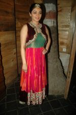Neeru Bajwa at Punjab International Fashion week promotional event in Sheesha Lounge on 23rd Oct 2011 (97).JPG