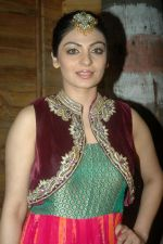 Neeru Bajwa at Punjab International Fashion week promotional event in Sheesha Lounge on 23rd Oct 2011 (98).JPG
