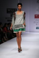Tinu Verghese at the Wills Fashion Week on 12th Oct 2011 (2).JPG