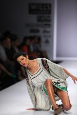 Tinu Verghese at the Wills Fashion Week on 12th Oct 2011 (3).JPG