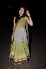 Sagarika Ghatge at Diwali celebrations to promote Miley Na Miley Hum in Fame on 24th Oct 2011 (13).JPG