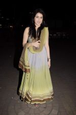 Sagarika Ghatge at Diwali celebrations to promote Miley Na Miley Hum in Fame on 24th Oct 2011 (14).JPG