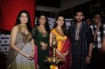 Sagarika Ghatge, Neeru Singh, Kangna Ranaut, Chirag Paswan at Diwali celebrations to promote Miley Na Miley Hum in Fame on 24th Oct 2011 (4).JPG