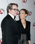 Sarah Jessica Parker and Matthew Broderick attends the New York City Center Reopening on October 25, 2011 (3).jpg
