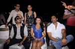 Suniel Shetty, Rakhi Sawant, Shweta Bhardwaj, Mika Singh, Rajneesh Thakur at Loot Diwali special shoot in Mehboob, Bandra, Mumbai on 25th Oct 2011 (47).JPG