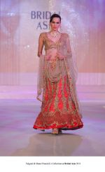 Model walk the ramp for Falguni and Shane Peacock Show at Bridal Asia 2011 on 27th Sept 2011 (1).jpg