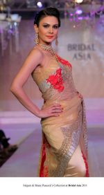 Model walk the ramp for Falguni and Shane Peacock Show at Bridal Asia 2011 on 27th Sept 2011 (2).jpg