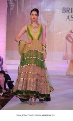 Model walk the ramp for Falguni and Shane Peacock Show at Bridal Asia 2011 on 27th Sept 2011 (7).jpg