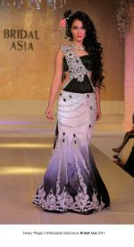 Model walk the ramp for Honey Waqar Show at Bridal Asia 2011 on 27th Sept 2011 (7).jpg