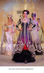 Model walk the ramp for Honey Waqar Show at Bridal Asia 2011 on 27th Sept 2011 (8).jpg