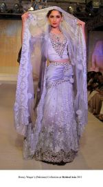Model walk the ramp for Honey Waqar Show at Bridal Asia 2011 on 27th Sept 2011 (4).jpg