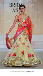Model walk the ramp for Pallavi jaikishan Show at Bridal Asia 2011 on 27th Sept 2011 (4).jpg