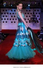 Model walk the ramp for Siddharth Tytler Show at Bridal Asia 2011 on 27th Sept 2011 (8).jpg