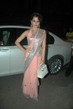 Kangna Ranaut at Jeetendra and Ekta Kapor_s Diwali bash in Juhu, Mumbai on 27th Oct 2011 (35).JPG