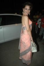 Kangna Ranaut at Jeetendra and Ekta Kapor_s Diwali bash in Juhu, Mumbai on 27th Oct 2011 (40).JPG
