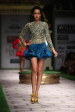 Model walk the ramp for Shantanu Goenka at Wills India Fashion Week 2011 on 10th Oct 2011 (117).JPG