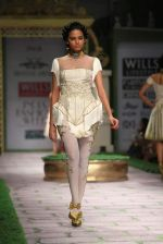 Model walk the ramp for Shantanu Goenka at Wills India Fashion Week 2011 on 10th Oct 2011 (122).JPG