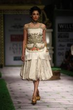 Model walk the ramp for Shantanu Goenka at Wills India Fashion Week 2011 on 10th Oct 2011 (124).JPG