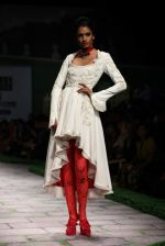 Model walk the ramp for Shantanu Goenka at Wills India Fashion Week 2011 on 10th Oct 2011 (144).JPG