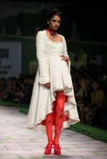 Model walk the ramp for Shantanu Goenka at Wills India Fashion Week 2011 on 10th Oct 2011 (145).JPG