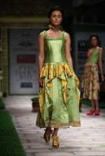 Model walk the ramp for Shantanu Goenka at Wills India Fashion Week 2011 on 10th Oct 2011 (156).JPG
