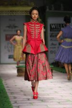 Model walk the ramp for Shantanu Goenka at Wills India Fashion Week 2011 on 10th Oct 2011 (168).JPG
