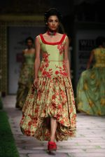 Model walk the ramp for Shantanu Goenka at Wills India Fashion Week 2011 on 10th Oct 2011 (194).JPG
