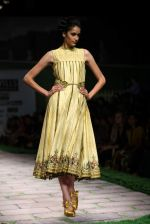 Model walk the ramp for Shantanu Goenka at Wills India Fashion Week 2011 on 10th Oct 2011 (163).JPG