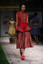 Model walk the ramp for Shantanu Goenka at Wills India Fashion Week 2011 on 10th Oct 2011 (169).JPG