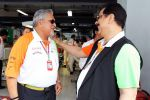 Vijay Mallya at F1 India in Mumbai on 30th Oct 2011 (2).jpg