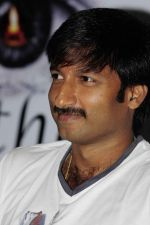 Gopichand attends Red FM promoting Mogudu movie on 28th October 2011 (16).jpg