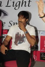 Gopichand attends Red FM promoting Mogudu movie on 28th October 2011 (4).jpg