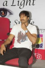 Gopichand attends Red FM promoting Mogudu movie on 28th October 2011 (6).jpg