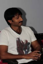 Gopichand attends Red FM promoting Mogudu movie on 28th October 2011 (8).jpg